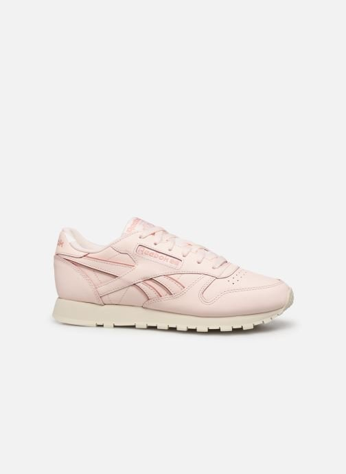 Baskets Reebok Classic Leather W Rose vue derrière