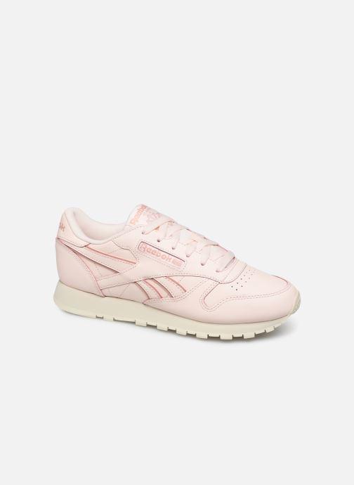 Sneakers Reebok Classic Leather W Roze detail
