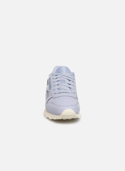 Sneakers Reebok Classic Leather W Paars model