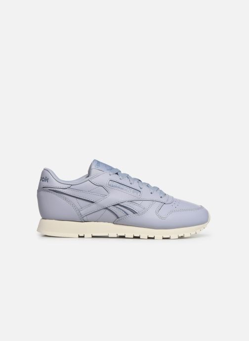 Baskets Reebok Classic Leather W Violet vue derrière