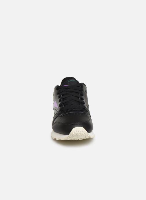 Reebok Classic Leather W (schwarz) Sneaker bei