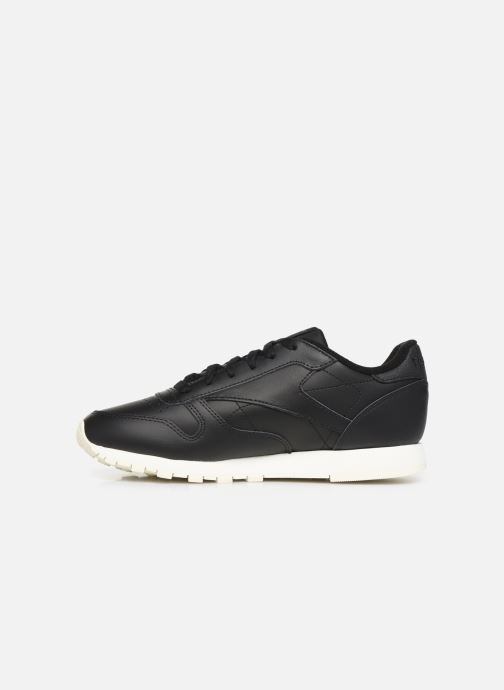 Classic Leather Trainers (W)