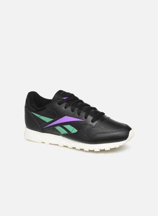 Sneakers Reebok Classic Leather W Nero vedi dettaglio/paio