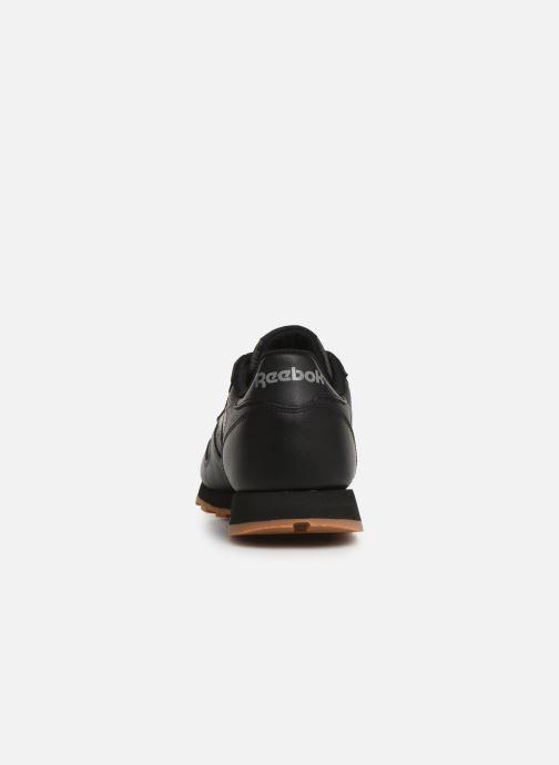 Sneakers Reebok Classic Leather W Nero immagine destra