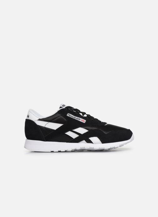 Sneakers Reebok Classic Leather W Zwart achterkant