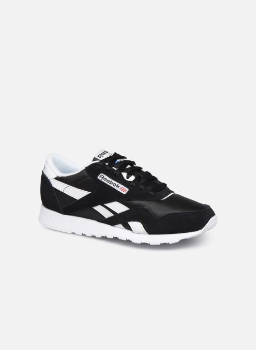 Sneakers Reebok Classic Leather W Zwart detail