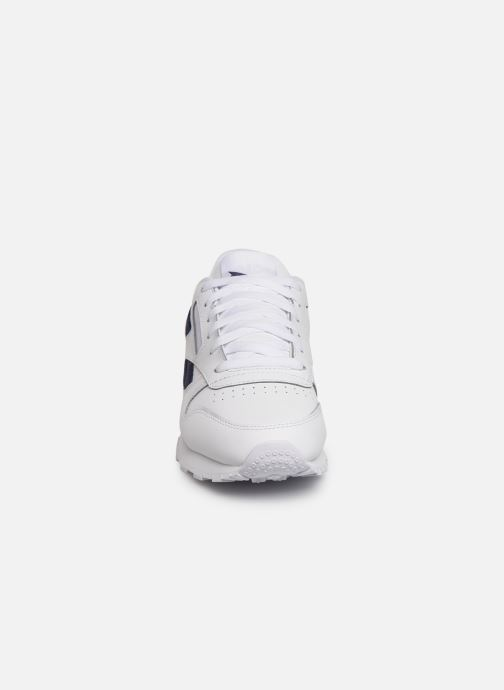 Trainers Reebok Classic Leather W White model view