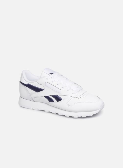 Trainers Reebok Classic Leather W White detailed view/ Pair view