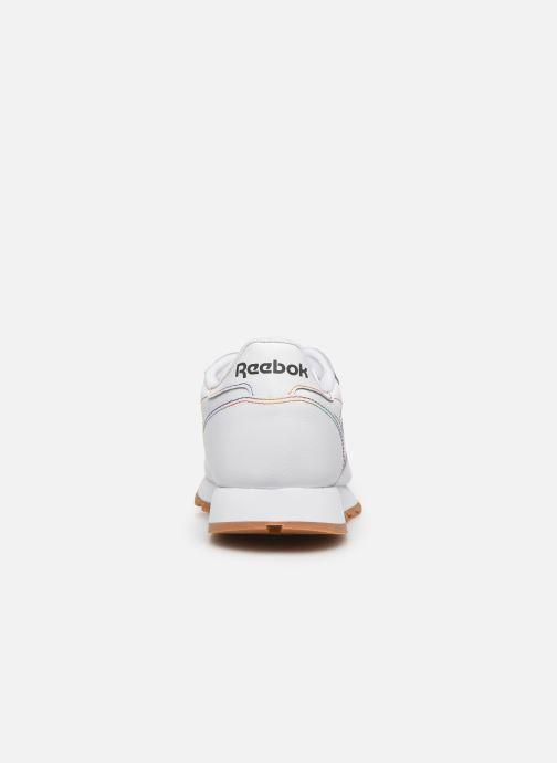Sneakers Reebok Classic Leather W Bianco immagine destra