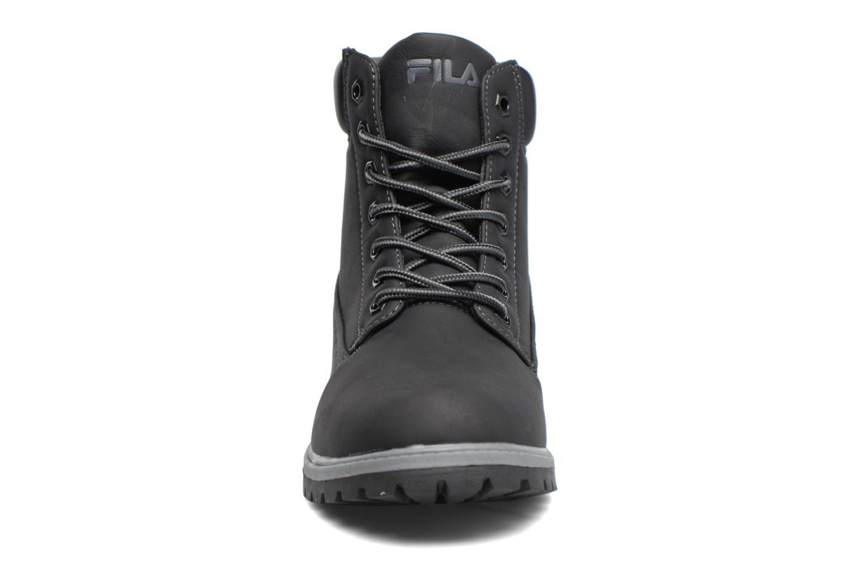 Bottines et boots FILA Maverick Mid Noir vue portées chaussures