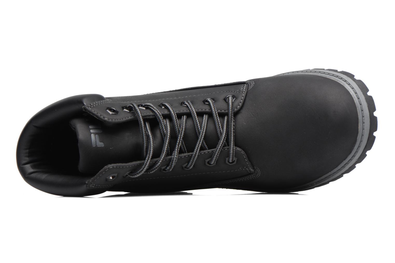 Bottines et boots FILA Maverick Mid Noir vue gauche