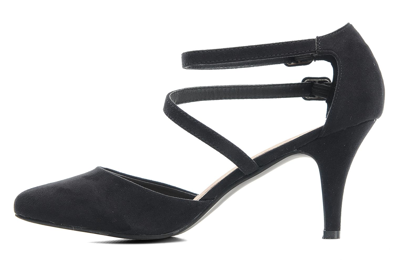 Escarpins I Love Shoes Kibo Noir vue face