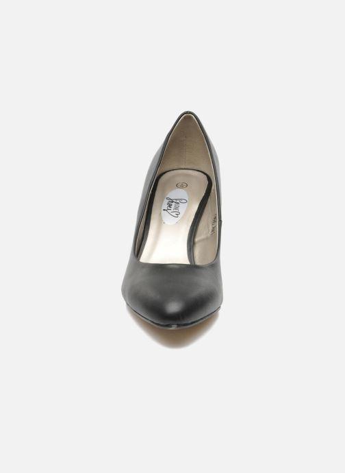 Escarpins I Love Shoes Kizup Noir vue portées chaussures