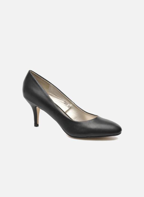 Escarpins I Love Shoes Kizup Noir vue détail/paire