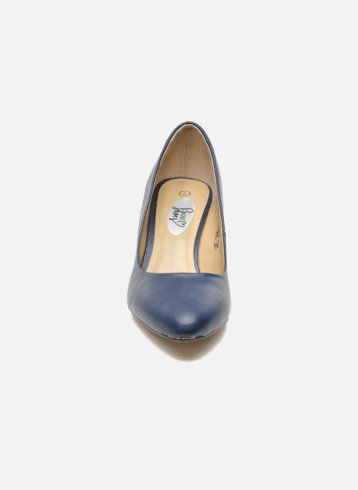 Pumps I Love Shoes Kizup blau schuhe getragen
