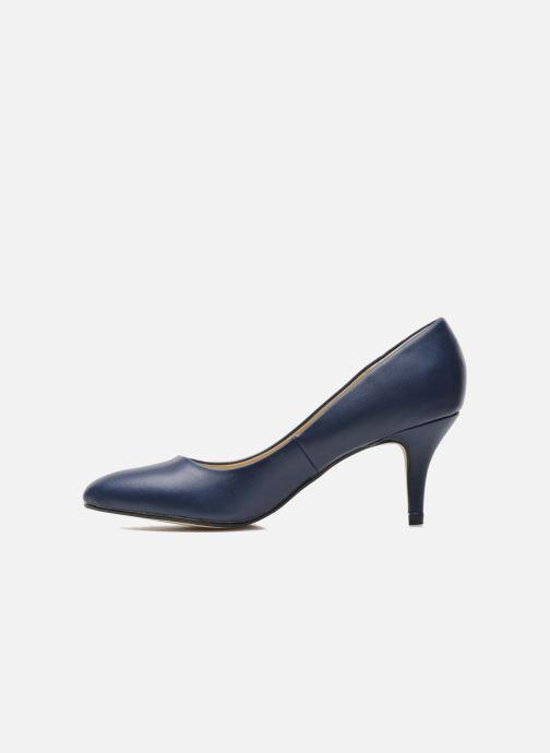 Pumps I Love Shoes Kizup blau ansicht von vorne