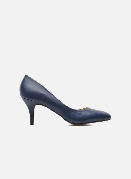 Pumps I Love Shoes Kizup blau ansicht von hinten