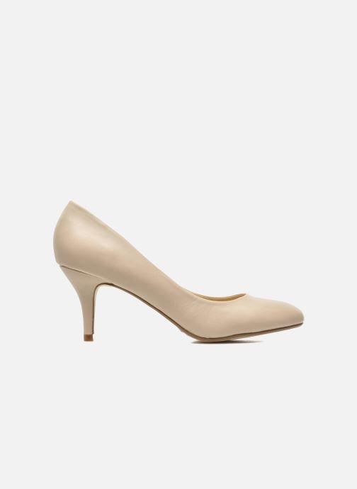 Escarpins I Love Shoes Kizup Beige vue derrière