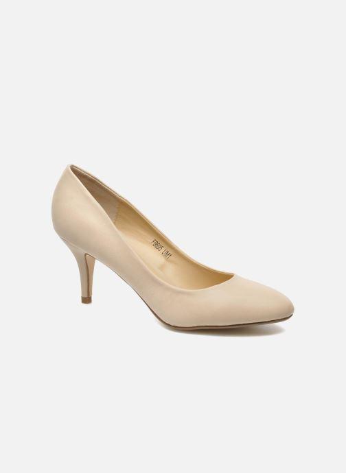 Escarpins I Love Shoes Kizup Beige vue détail/paire