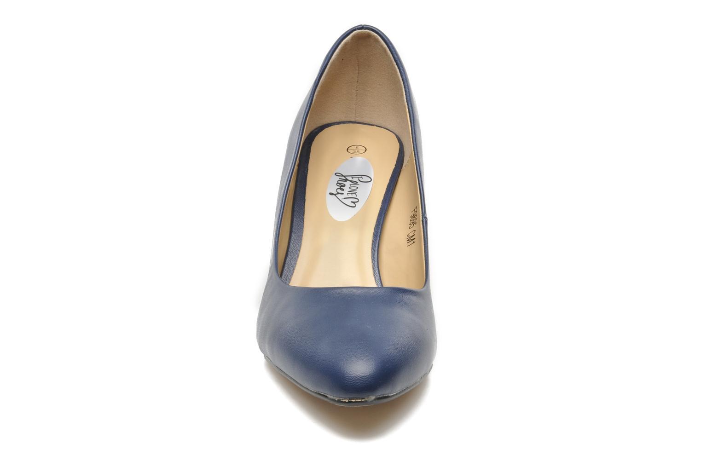 Zapatos de tacón I Love Shoes Kizup Azul vista del modelo