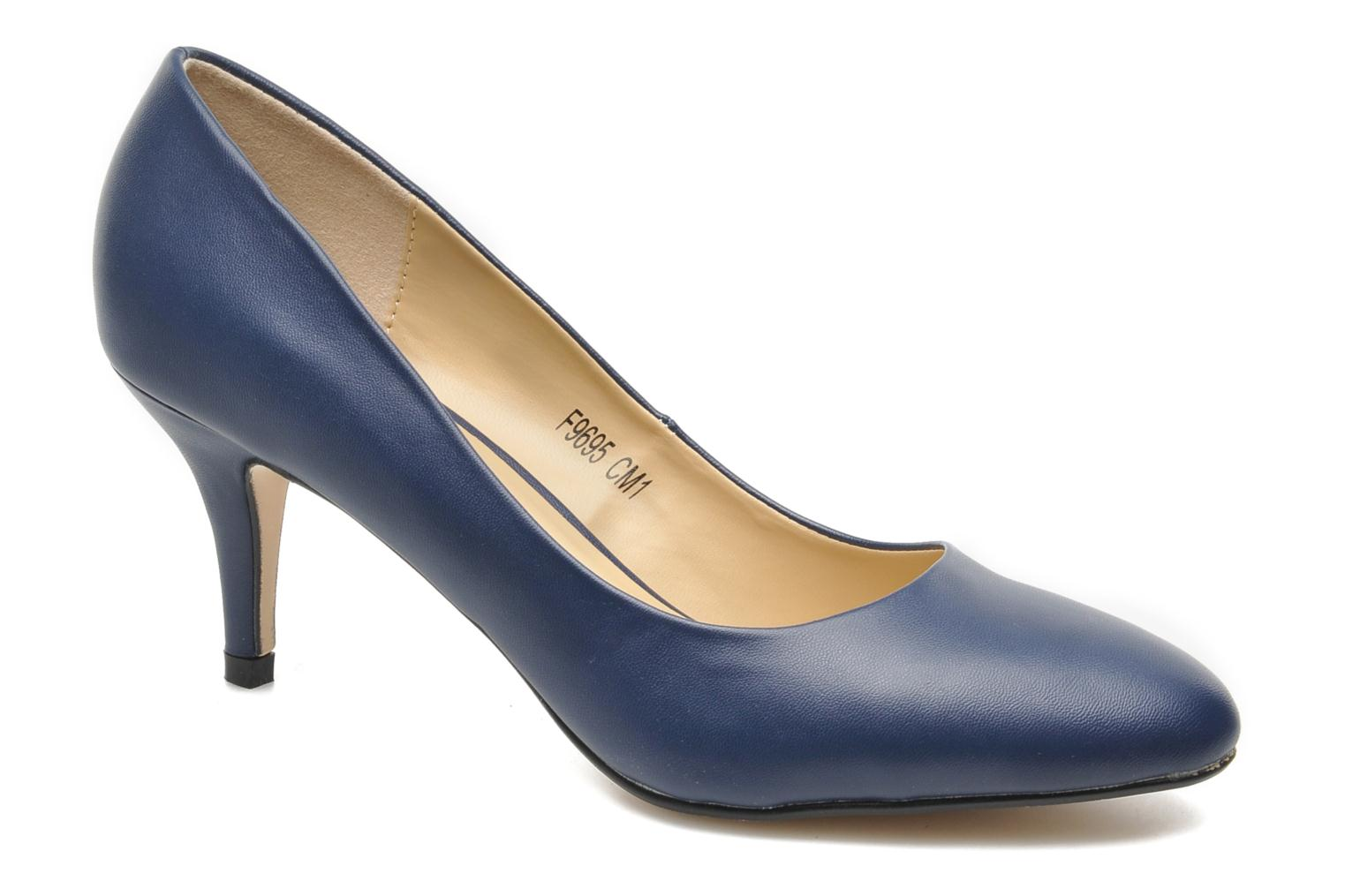 Pumps I Love Shoes Kizup Blauw detail