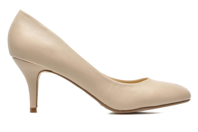 Høje hæle I Love Shoes Kizup Beige se bagfra