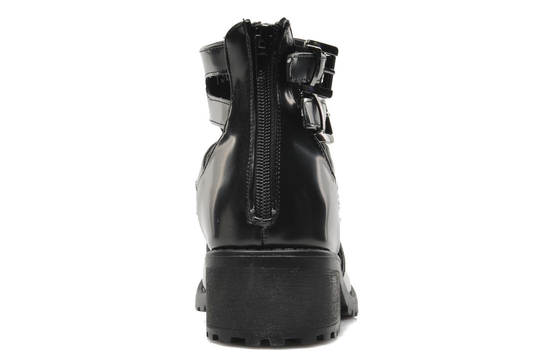 Stivaletti e tronchetti I Love Shoes Kimere Nero immagine destra