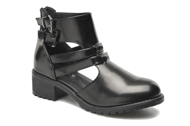 Stivaletti e tronchetti I Love Shoes Kimere Nero vedi dettaglio/paio