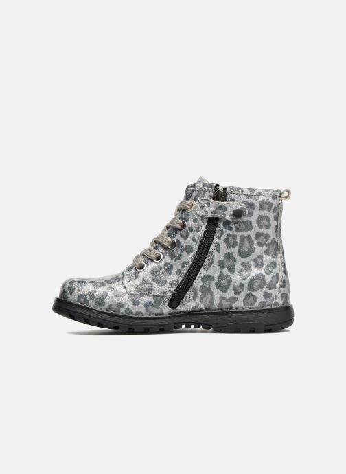 Bottines et boots Primigi ARIEL Gris vue face
