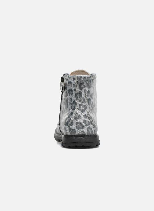 Bottines et boots Primigi ARIEL Gris vue droite