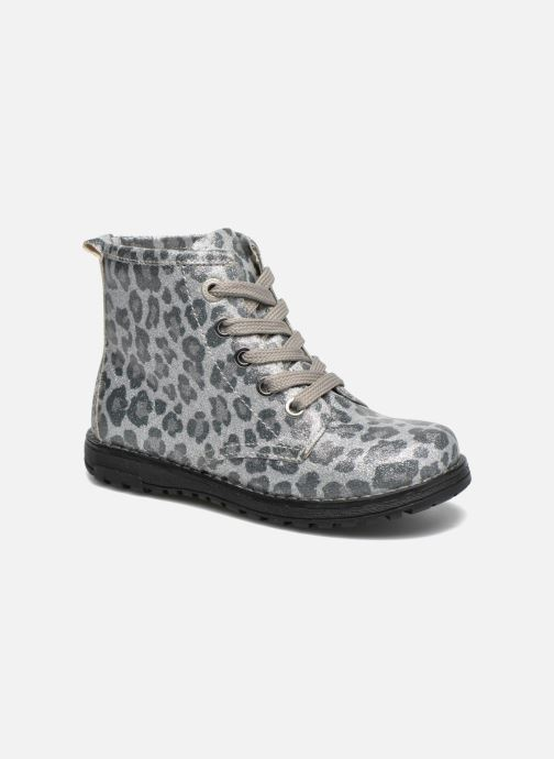 Bottines et boots Primigi ARIEL Gris vue détail/paire