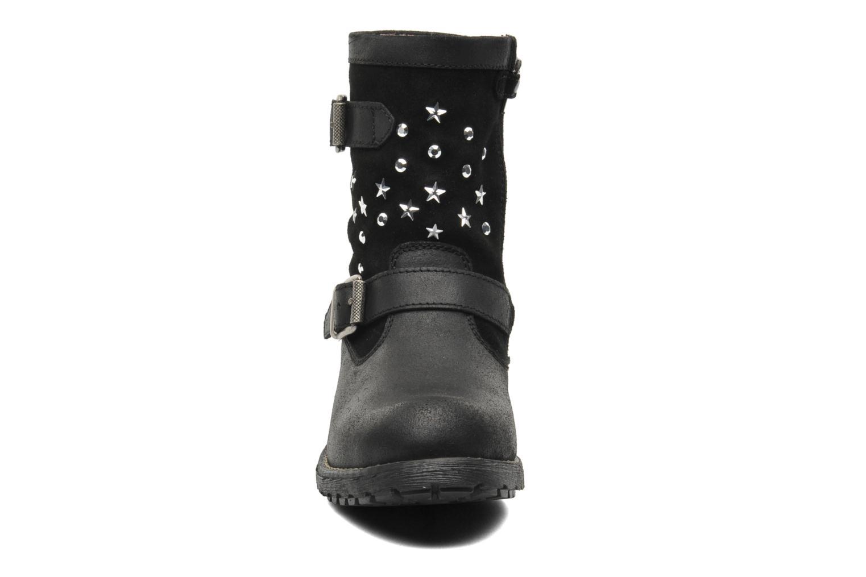 Stövlar & gummistövlar Primigi YAMAHA 2-E GTX Svart bild av skorna på