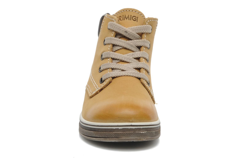 Bottines et boots Primigi ROOKY Beige vue portées chaussures