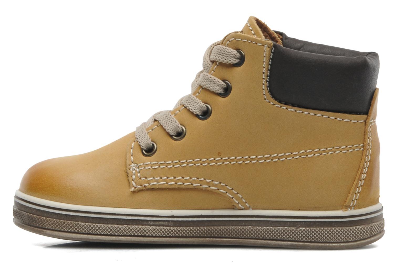 Bottines et boots Primigi ROOKY Beige vue face