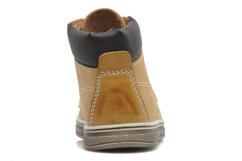 Bottines et boots Primigi ROOKY Beige vue droite