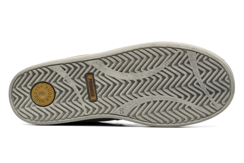 Sneaker Primigi ROLAND braun ansicht von oben