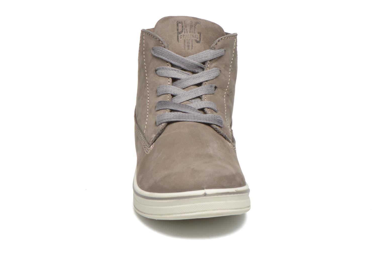 Baskets Primigi ROLAND Gris vue portées chaussures