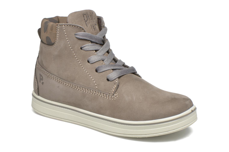 Sneakers Primigi ROLAND Grå detaljeret billede af skoene