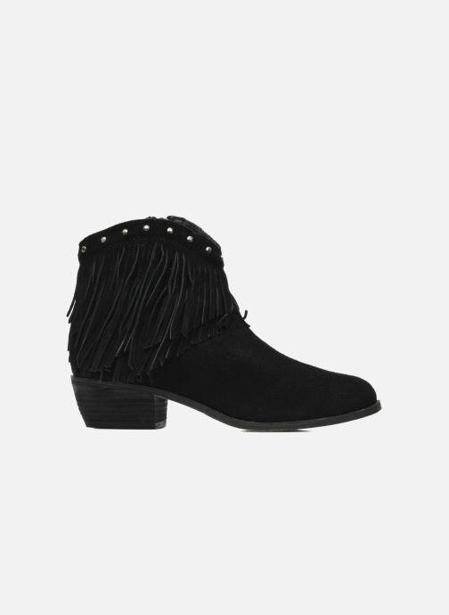 Bottines et boots Minnetonka Bandera Boot Noir vue derrière