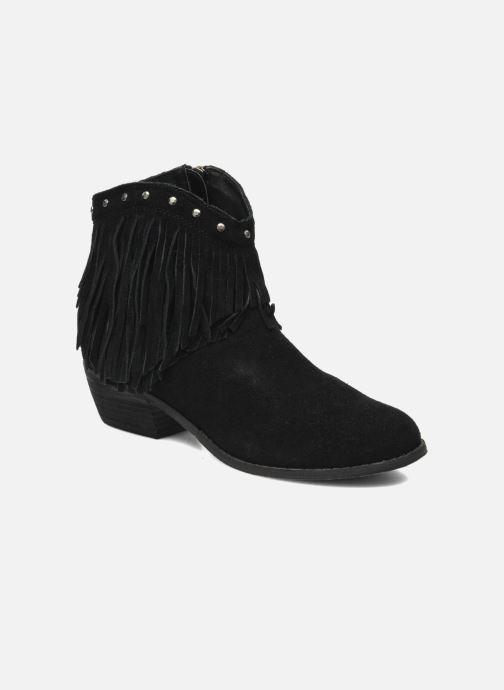 Stiefeletten & Boots Minnetonka Bandera Boot schwarz detaillierte ansicht/modell