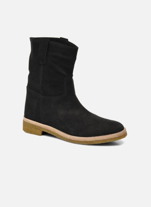 Ankle boots Fabio Rusconi Suzana Black detailed view/ Pair view