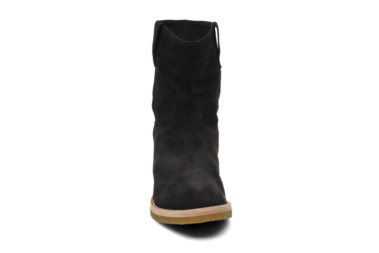 Bottines et boots Fabio Rusconi Suzana Noir vue portées chaussures