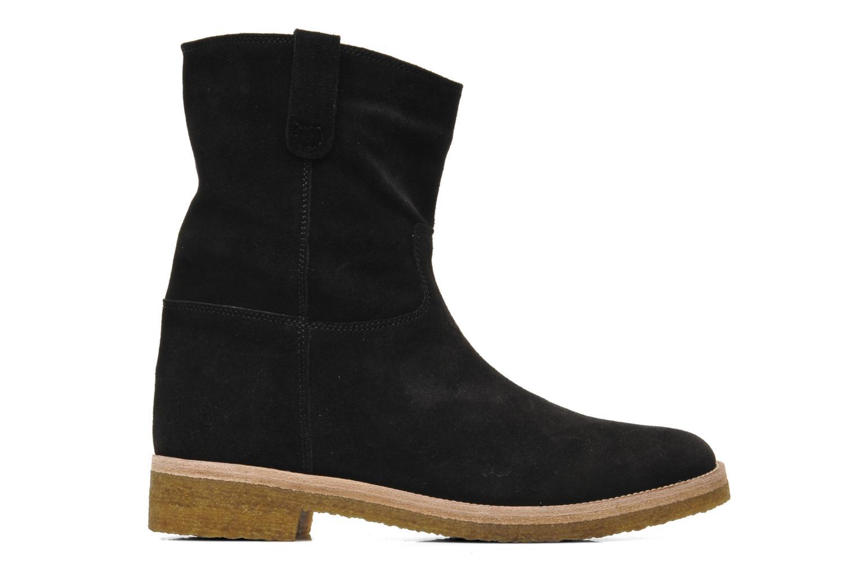 Bottines et boots Fabio Rusconi Suzana Noir vue derrière