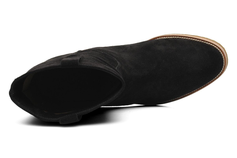 Bottines et boots Fabio Rusconi Suzana Noir vue gauche