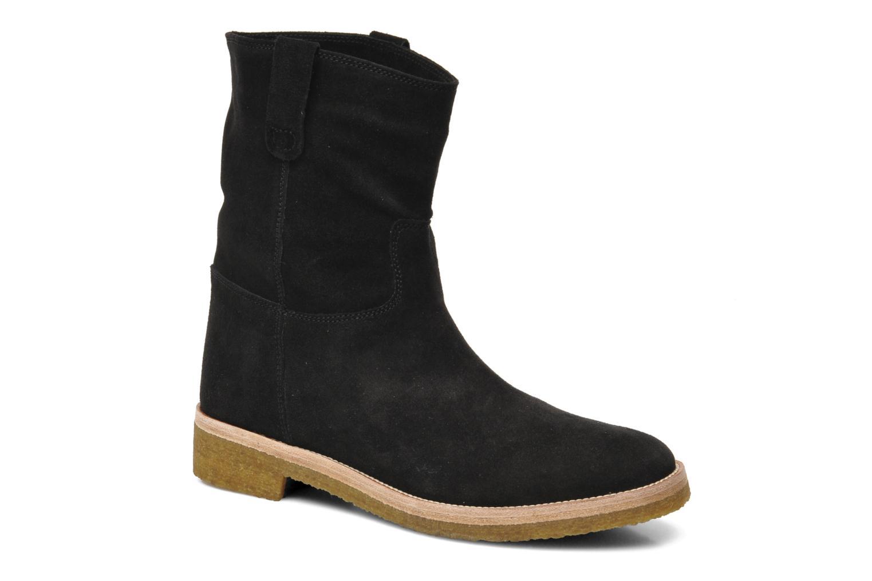Bottines et boots Fabio Rusconi Suzana Noir vue détail/paire