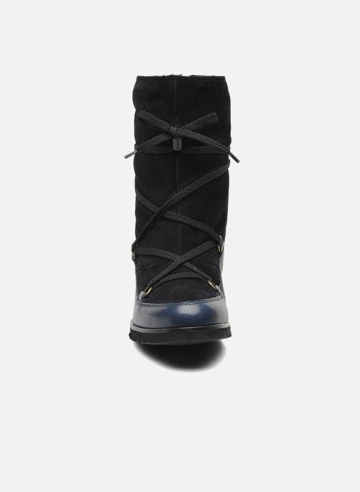 Bottines et boots Fabio Rusconi Bertie Bleu vue portées chaussures