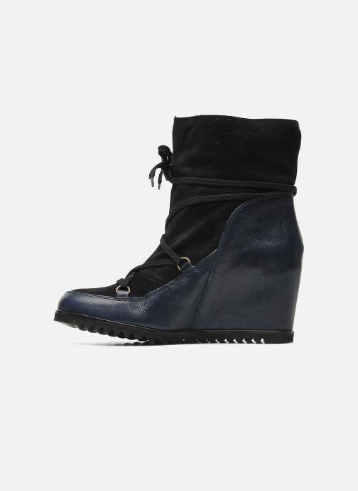 Bottines et boots Fabio Rusconi Bertie Bleu vue face