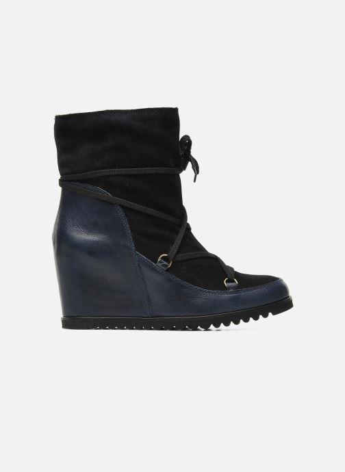 Bottines et boots Fabio Rusconi Bertie Bleu vue derrière