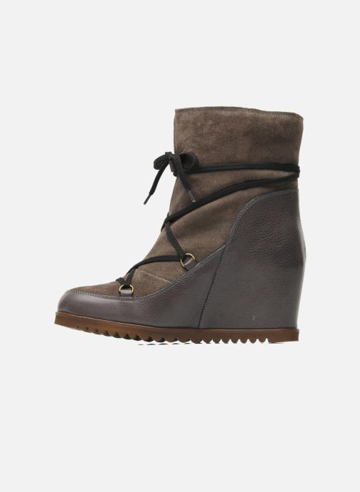Bottines et boots Fabio Rusconi Bertie Marron vue face