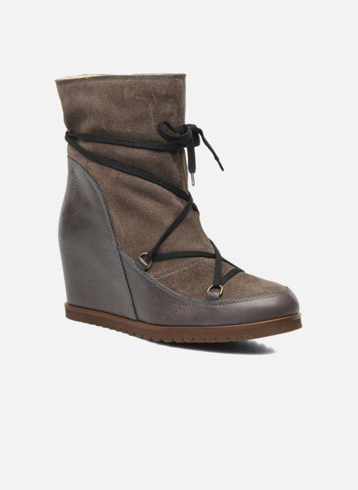 Boots en enkellaarsjes Fabio Rusconi Bertie Bruin detail
